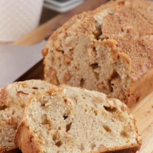 Easy Cinnamon Sugar Snickerdoodle Bread – Best Homemade Snickerdoodle Bread Recipe – {Easy} Recipes – Snacks – Desserts – Breakfast – Quick – Simple