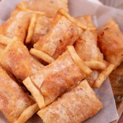 Easy Pizza Rolls – Best Homemade Pepperoni Pizza Recipe – Finger Food – Appetizers – Snacks – Party Food – Quick – Simple