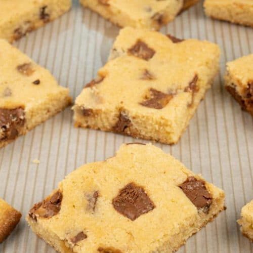 Easy Cookie Bars – BEST Rolo's Candy Cookie Bar Recipe – Snacks – Desserts – Party Food