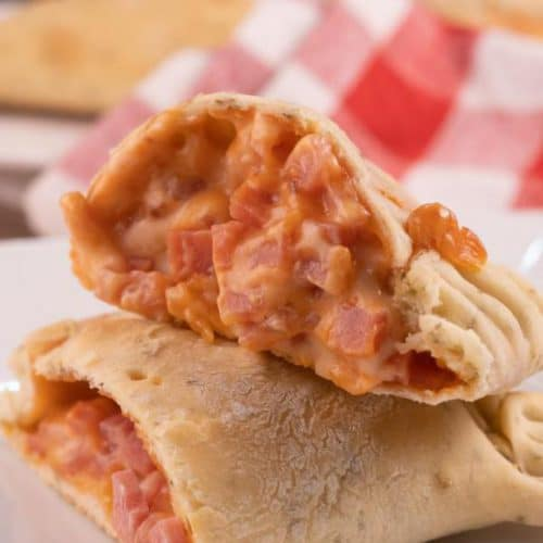 {Easy} Pizza – Best Pepperoni Pizza Pockets Recipe – Dinner – Lunch – Appetizers – Party Food – Quick – Simple