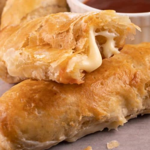 Easy Cheese Stuffed Breadsticks – Best Homemade Breadsticks Recipe – Snacks – Lunch – Dinner – Kids Party Food – Quick – Simple