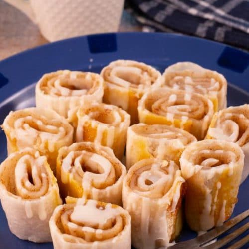 Easy Cinnamon Roll Roll Ups – Best Cinnamon Roll Recipe – Breakfast - Desserts – Snacks – Kids Party Food