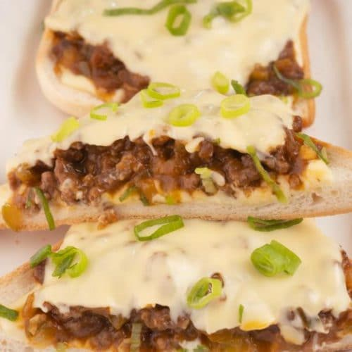 Best Homemade Texas Toast Sloppy Joes Recipe – {EASY} Lunch – Dinner – Side Dish – Party Food